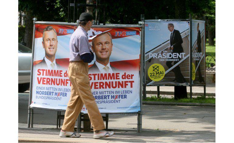 Austria: Votos en ausencia decidirán desempate en elecciones