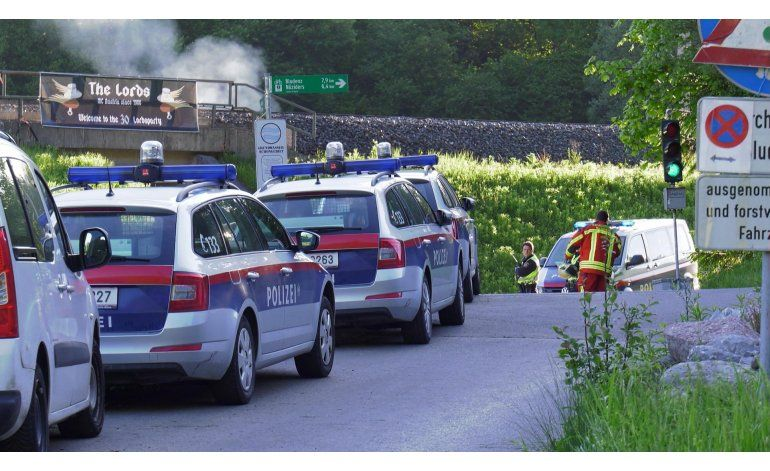 Austria: Balacera en concierto al aire libre deja 2 muertos