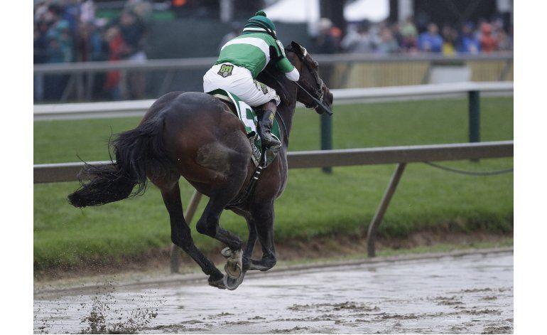 Tras triunfo en Preakness, los Desormeaux apuntan a Belmont