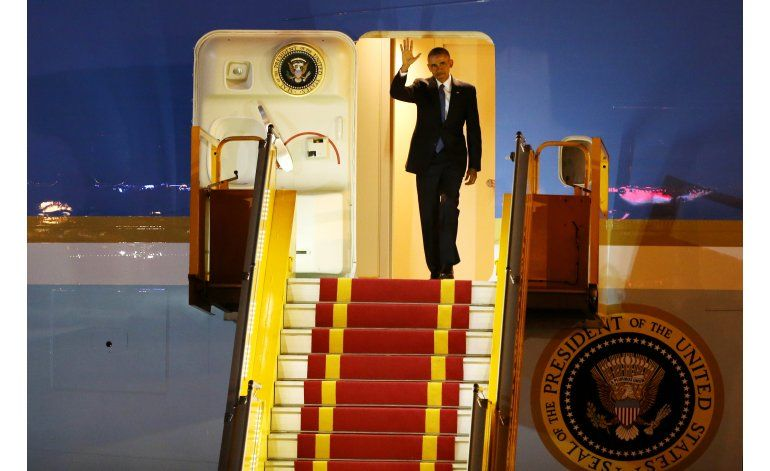 Obama busca fortalecer lazos en Asia