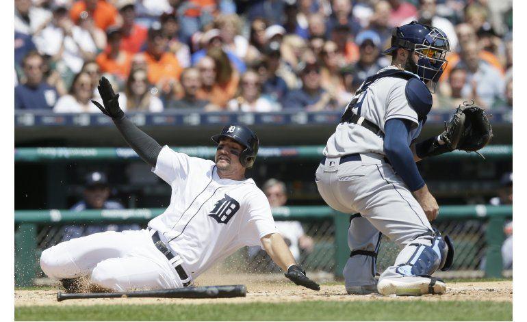 Tigres ganan, pero Cabrera y Zimmermann se lastiman