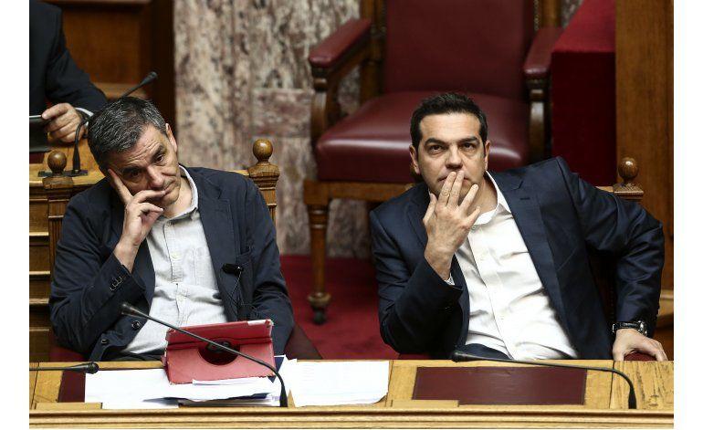 Grecia aprueba reforma integral que cumple con rescate