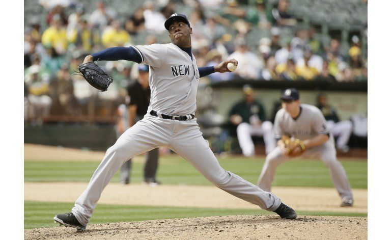 Pineda sale de mala racha, Yanquis derrotan 5-4 a As