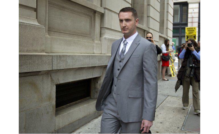 Baltimore: Leerán veredicto a agente en caso de Freddie Gray