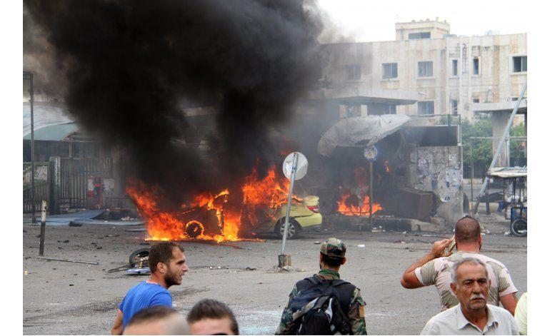 Ola de atentados en bastión del gobierno sirio: 80 muertos