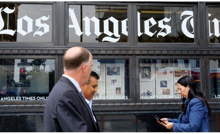 Tribune rechaza segundo intento de compra de Gannett