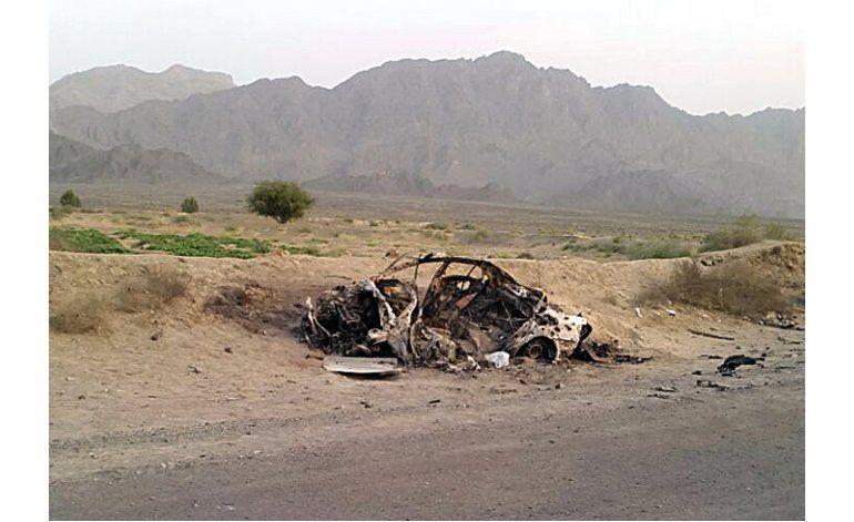 General de EEUU: Líder del Talibán era obstáculo para la paz