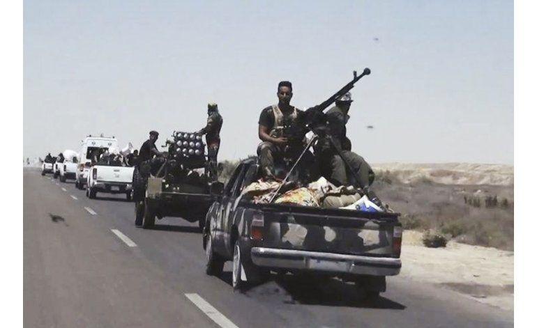 Fuerzas iraquíes expulsan a Estado Islámico de poblado