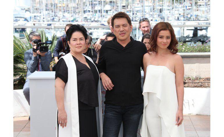 Jaclyn Jose es la primera filipina en ganar en Cannes