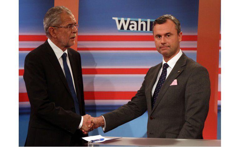 Izquierdista gana la elección presidencial de Austria