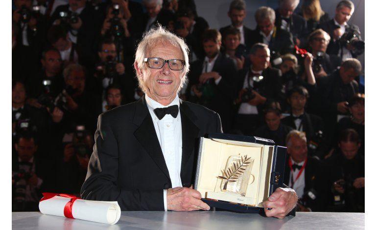 Unión Europea felicita a Loach por cinta ganadora en Cannes