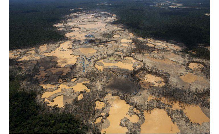 Perú: Emergencia por contaminación con mercurio en Amazonía