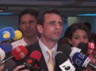 oposicion anuncia mas protestas en venezuela para exigir referendum revocatorio