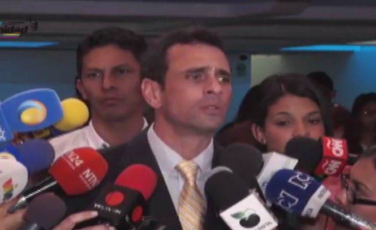 Oposición anuncia más protestas en Venezuela para exigir referéndum revocatorio