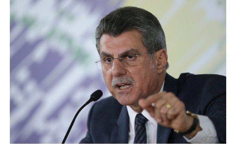 Grabación causa problemas a presidente interino de Brasil
