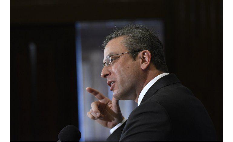 Puerto Rico anuncia presupuesto que incluye pago de bonos