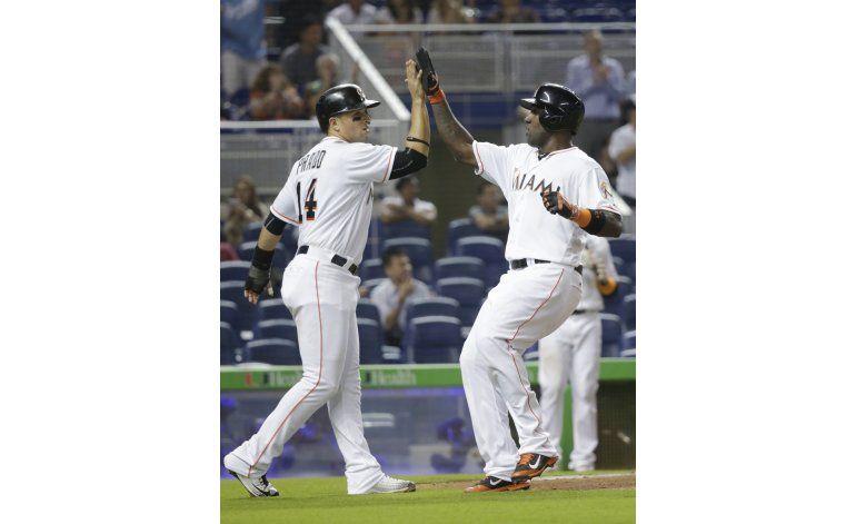 Ichiro con 4 hits, Marlins vencen a Rays