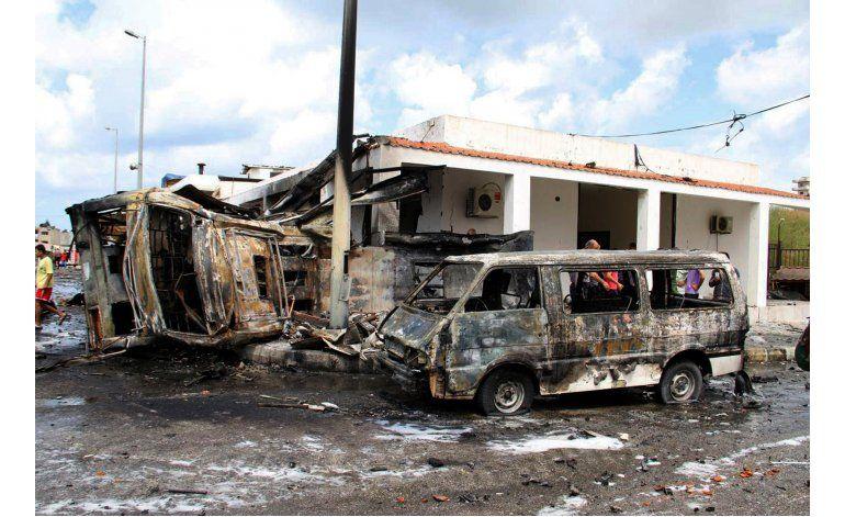 OMS: 43 personas murieron en ataque a hospital en Siria