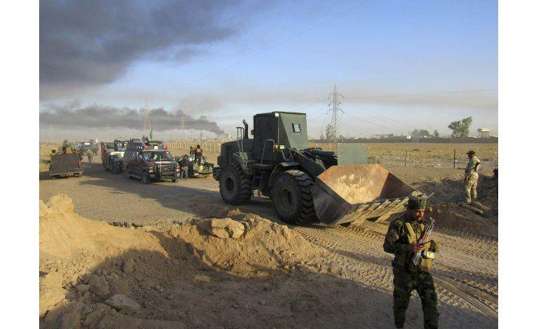 Irak: Lucha con EI en exterior de Faluya remite brevemente