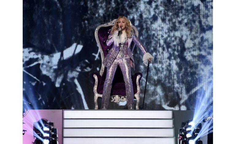 Madonna responde a las críticas sobre su homenaje a Prince