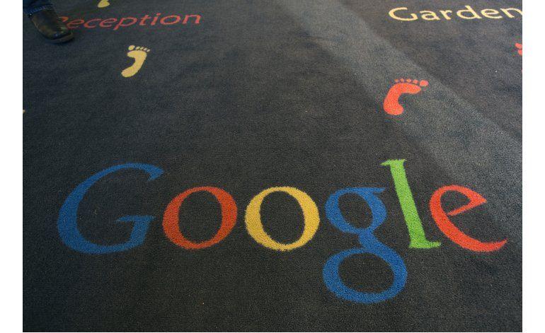 Autoridad hacendaria allana oficinas de Google en París