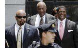 Cosby llega a corte de Pennsylvania por caso de abuso sexual