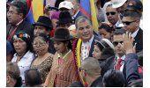 Ecuador: Correa ofrece administrar crisis en su último año