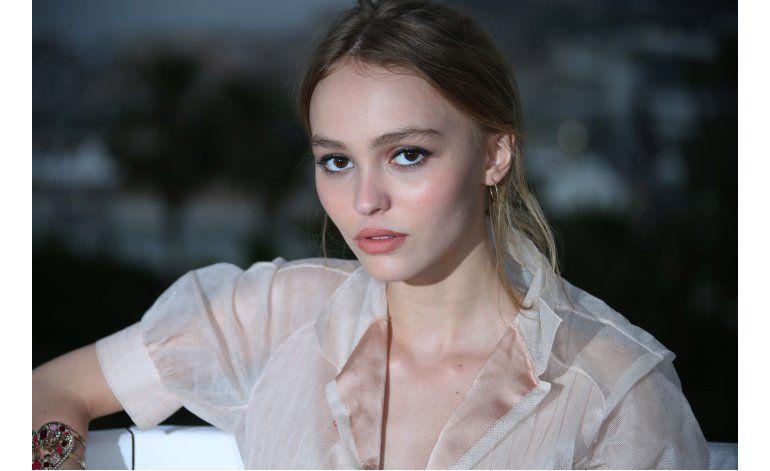 Lily-Rose Depp es la imagen del nuevo perfume de Chanel