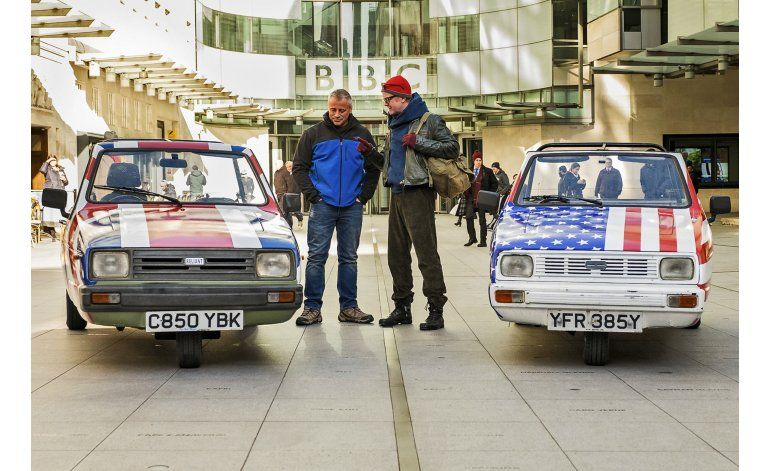 Top Gear regresa con Matt LeBlanc y grandes expectativas