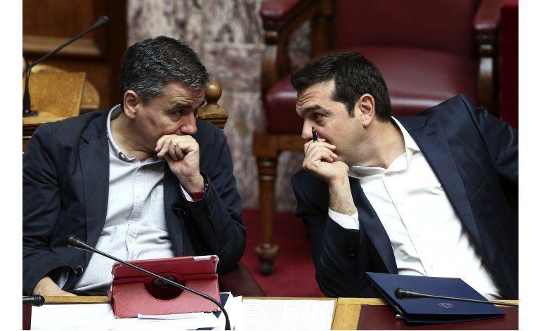 Grecia obtiene la aprobación de nuevos préstamos