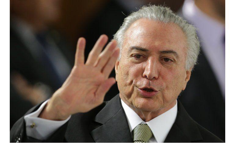 Brasil anuncia medidas de austeridad económica