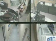 camaras de vigilancia captaron a dos comisionados de hialeah en una aparente negociacion con un cabildero