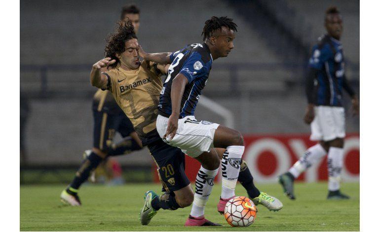 Independiente del Valle elimina a Pumas y va ante Boca