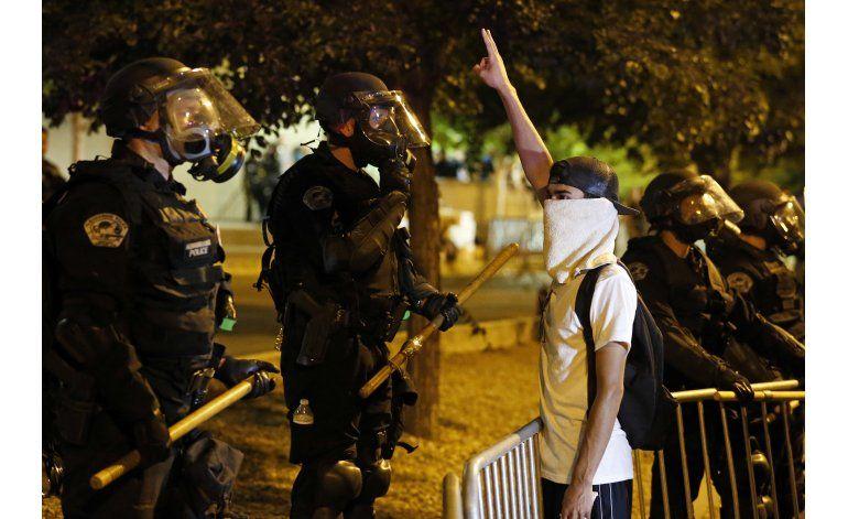 California no permitirá actos de violencia en mitin de Trump