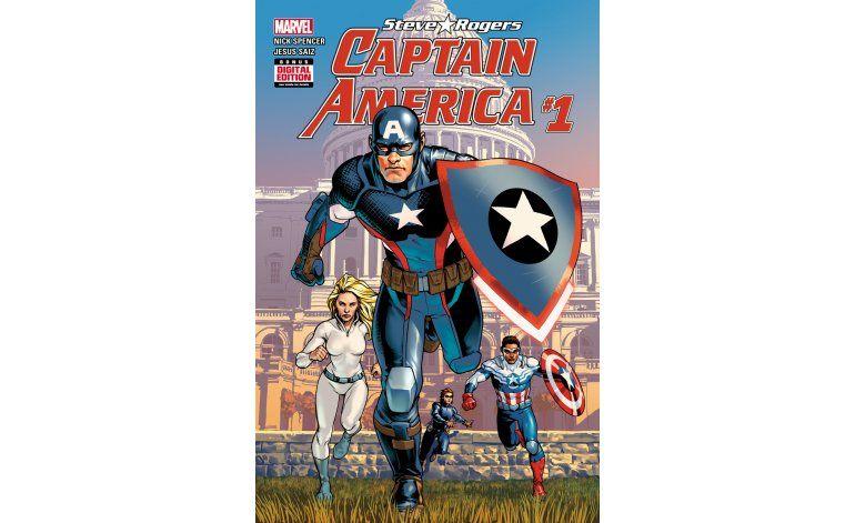 Capitán América podría ser miembro de Hydra