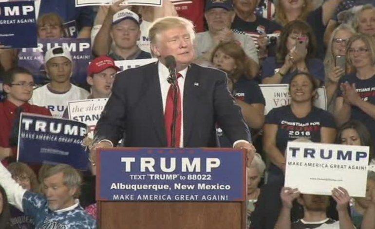 Trump alcanza el número mágico de  delegados para la nominación republicana