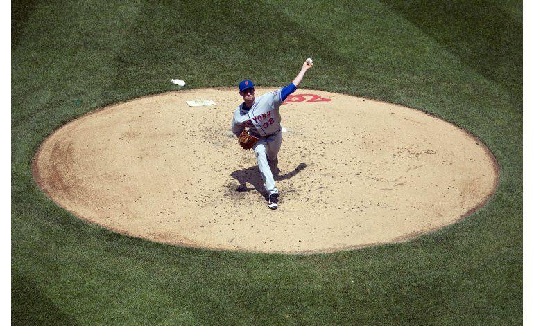 Mets blanquea a Nacionales y Matz gana 7ma apertura en fila