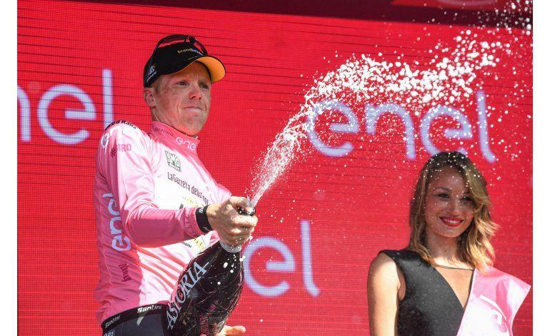 Giro: Kluge gana 18va etapa; Kruijswijk firme en la general