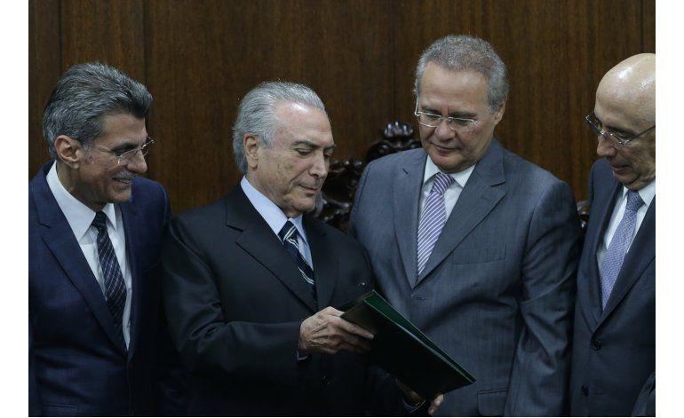 Brasil: Grabaciones presionan a aliados de presidente Temer