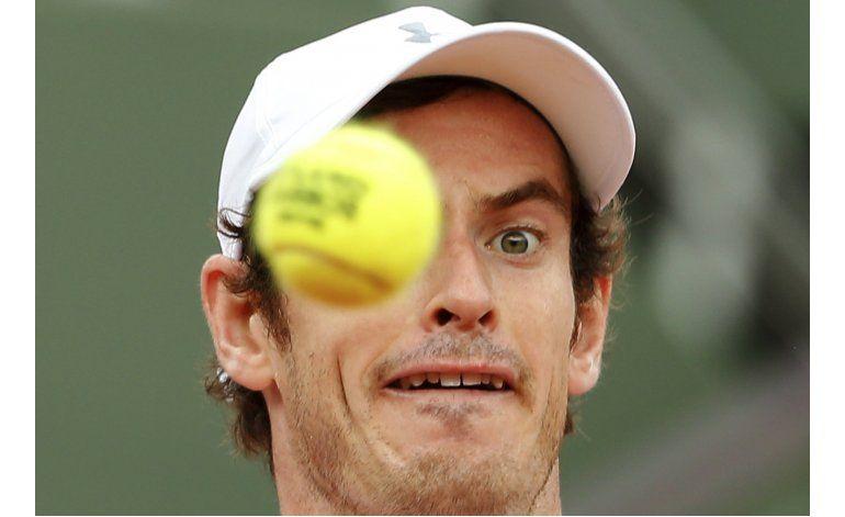 Murray se exprime al avanzar a la 3ra ronda en Francia