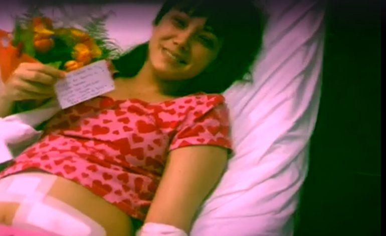 Dayami La Musa habla por primera vez después de la intervención quirúrgica