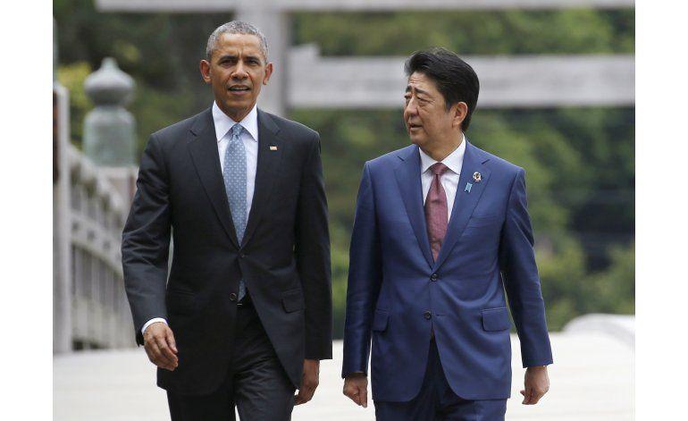 Japón insta al G7 a afrontar riesgos para economía global