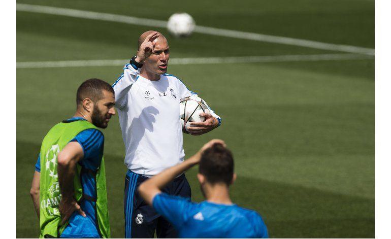 La final del Madrid ya es triunfo de Zidane