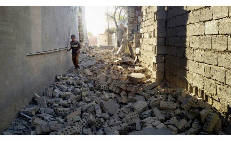 Gobierno iraquí pide aplazar protestas hasta tomar Faluya