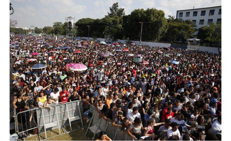 Brasil: decenas de miles participan en Marcha por Jesús