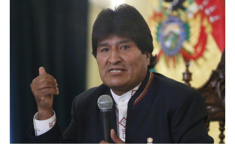 Evo Morales no convence a sindicatos a que apoyen reelección