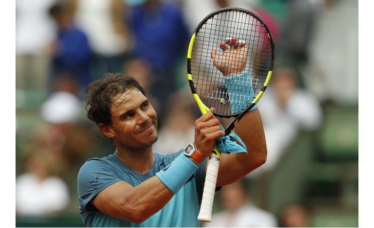 Nadal gana en Francia y llega a 200 triunfos de Grand Slam