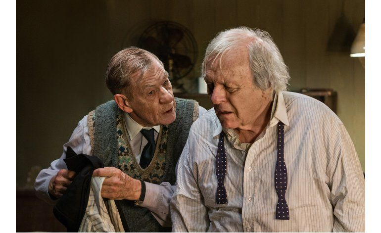 Anthony Hopkins supera pánico escénico en The Dresser