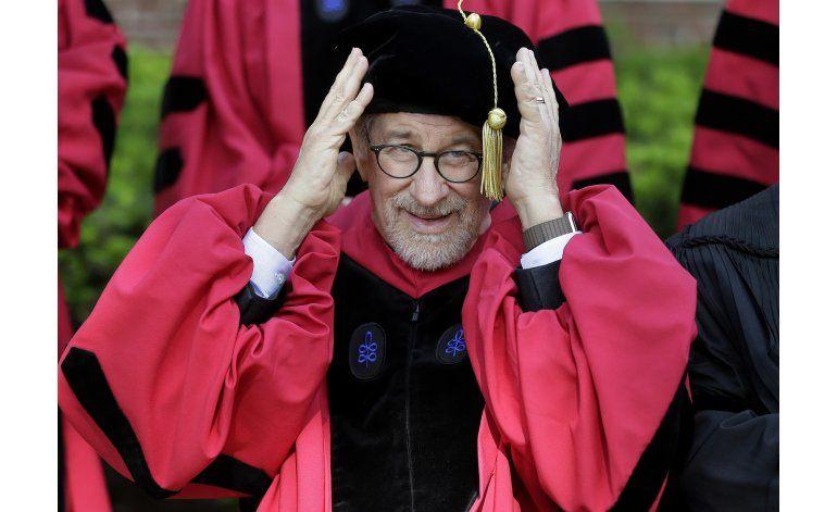 Spielberg a graduados: Sean héroes de película