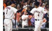 Springer pega 2 jonrones en victoria de Astros sobre Orioles